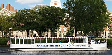Charles River boar